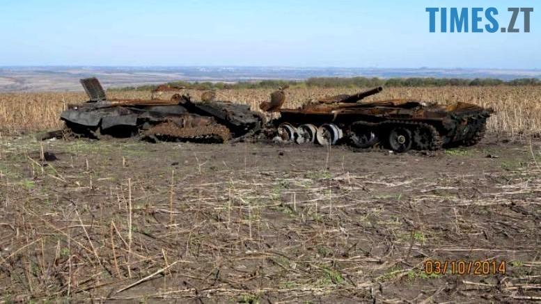 11 - Страшна правда про житомирян, присипаних донецькою землею
