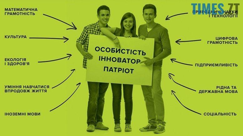 Нова українська школа | TIMES.ZT