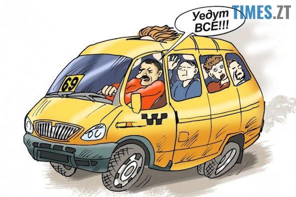 1 13 - Revizion: житомирян запрошують активно скаржитися на маршрутки