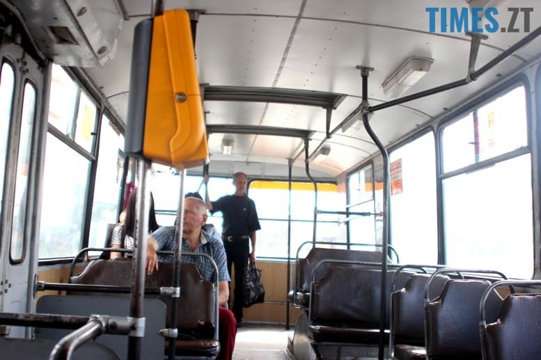 1 3 - На новій лінії за 4 млн. грн. їздять порожні тролейбуси