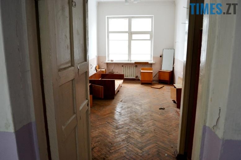 10 2 - Занедбані у Житомирі: «пансіонат ім. Розенблата» на Корбутівці