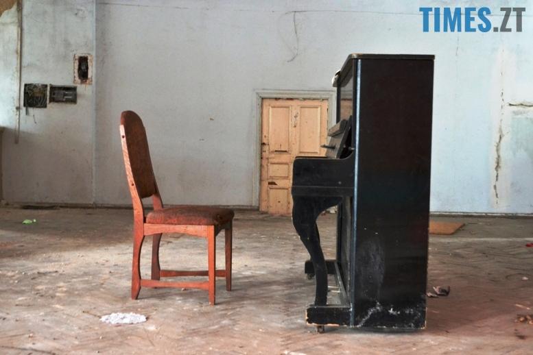 14 - Занедбані у Житомирі: «пансіонат ім. Розенблата» на Корбутівці