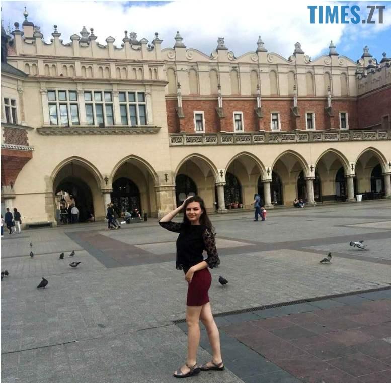 2 10 - Європейські нотатки Олесі: Краків, Ополе, Дрезден