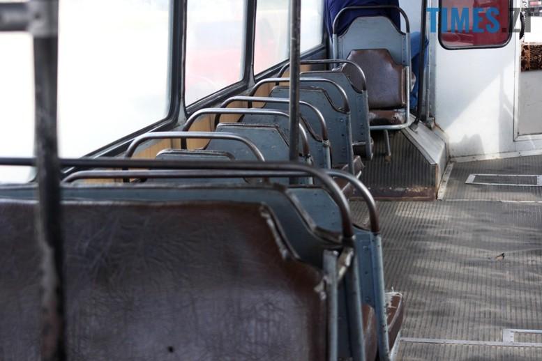 2 2 - На новій лінії за 4 млн. грн. їздять порожні тролейбуси