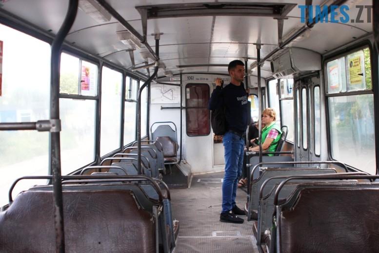 3 2 - На новій лінії за 4 млн. грн. їздять порожні тролейбуси