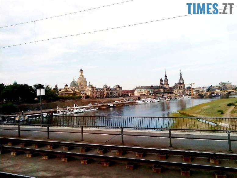 4 7 - Європейські нотатки Олесі: Краків, Ополе, Дрезден