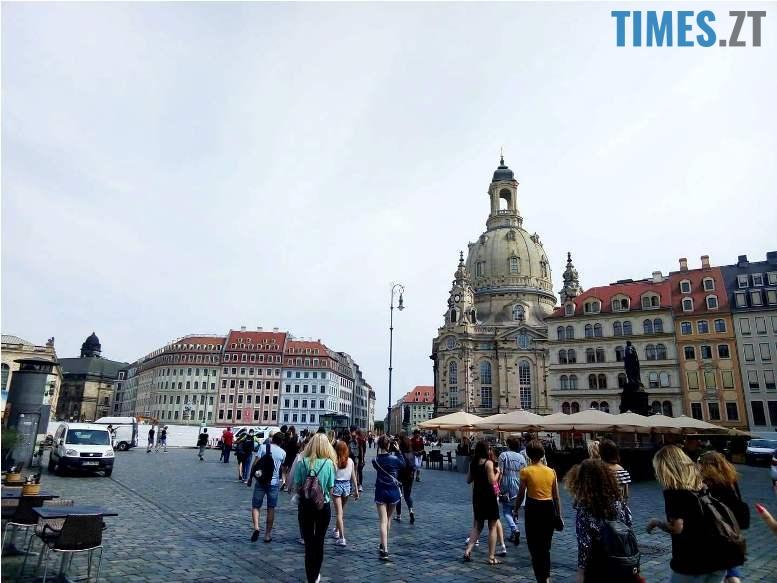 5 5 - Європейські нотатки Олесі: Краків, Ополе, Дрезден