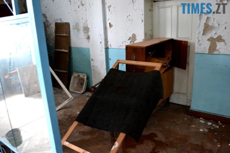 5 7 - Занедбані у Житомирі: «пансіонат ім. Розенблата» на Корбутівці