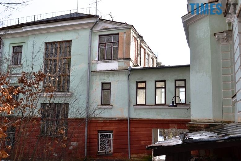6 6 - Занедбані у Житомирі: «пансіонат ім. Розенблата» на Корбутівці