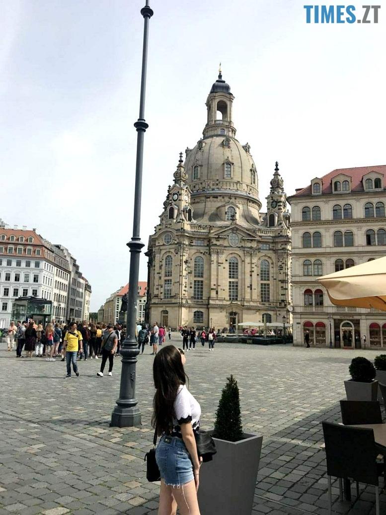 7 2 - Європейські нотатки Олесі: Краків, Ополе, Дрезден