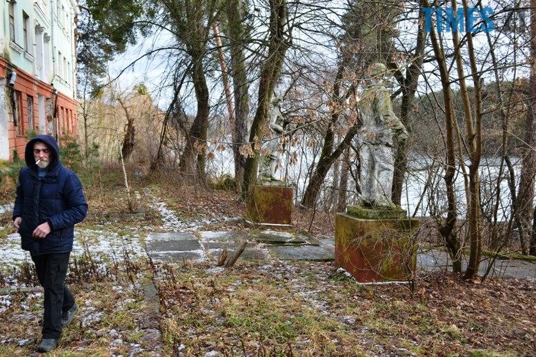 7 5 - Занедбані у Житомирі: «пансіонат ім. Розенблата» на Корбутівці