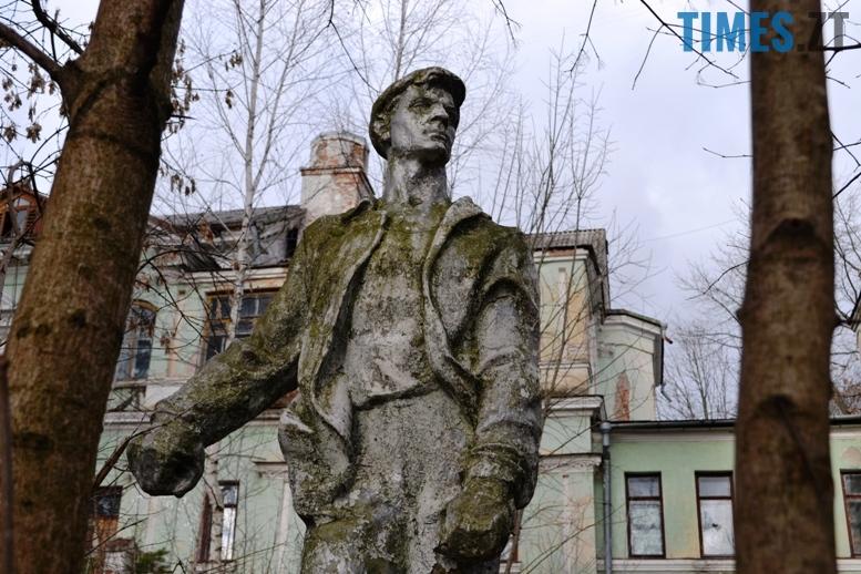 8 4 - Занедбані у Житомирі: «пансіонат ім. Розенблата» на Корбутівці