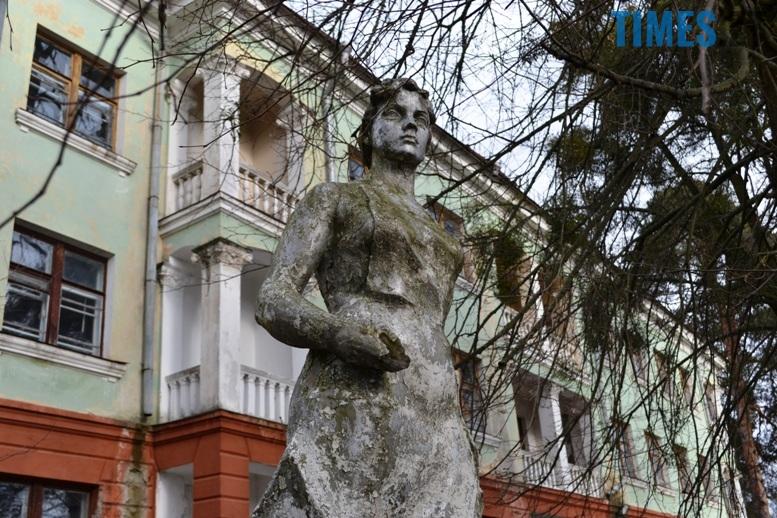 9 2 - Занедбані у Житомирі: «пансіонат ім. Розенблата» на Корбутівці