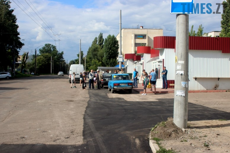 9 - На новій лінії за 4 млн. грн. їздять порожні тролейбуси