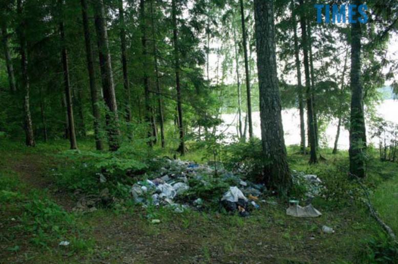 14 04654 - Коли ті, що ніколи не смітять, прибирають за тими, що ніколи за собою не прибирають