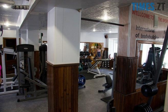 20180609 IMG 8406 - Катерина інспектує тренажерні зали Житомира-5: «Alex Club», «Fitness 2000», «Plaza», «Факел»
