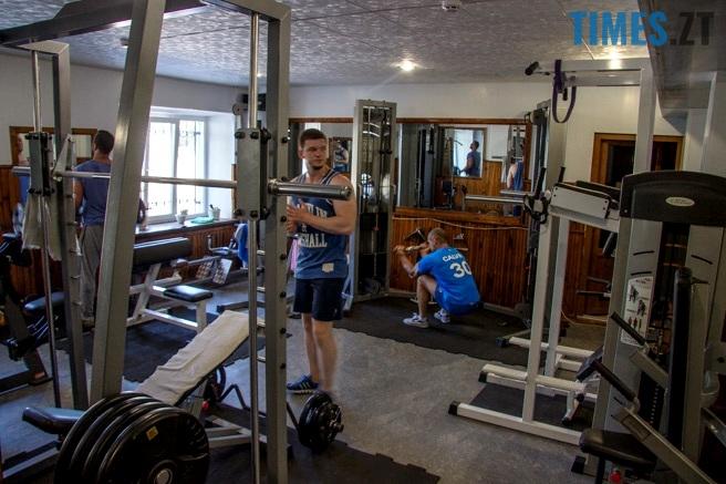 20180609 IMG 8408 - Катерина інспектує тренажерні зали Житомира-5: «Alex Club», «Fitness 2000», «Plaza», «Факел»