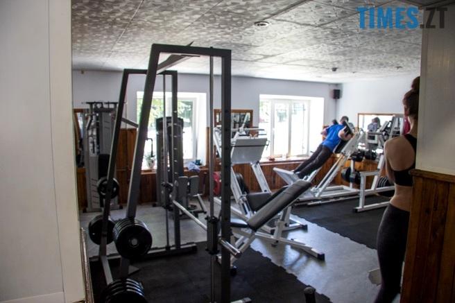 20180609 IMG 8409 - Катерина інспектує тренажерні зали Житомира-5: «Alex Club», «Fitness 2000», «Plaza», «Факел»
