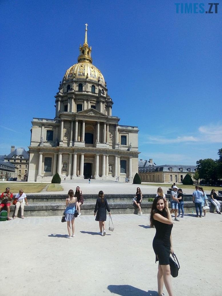 37289286 2615931071965887 1326475833048563712 n - Європейський щоденник Олесі: побачити Париж – і вижити