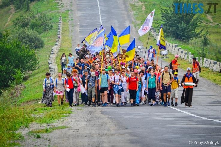 DSC 0485 Копировать - У Бердичів прибули близько 20 тисяч паломників