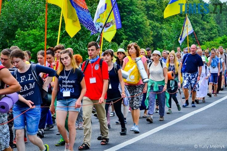 DSC 0534 Копировать - У Бердичів прибули близько 20 тисяч паломників