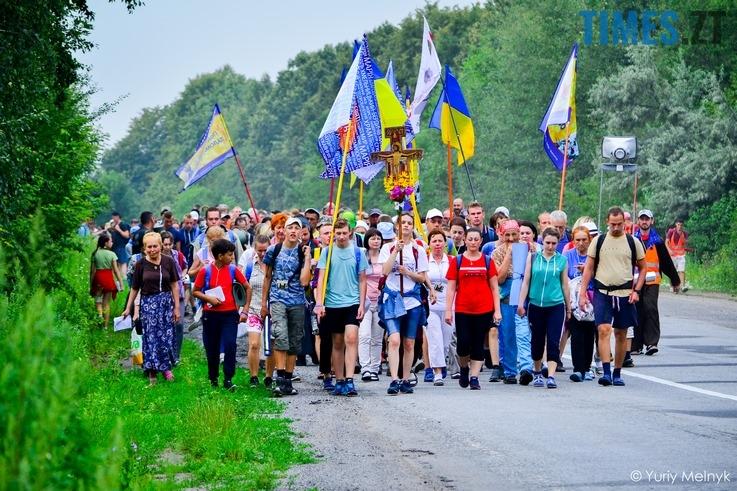 DSC 0552 Копировать - У Бердичів прибули близько 20 тисяч паломників