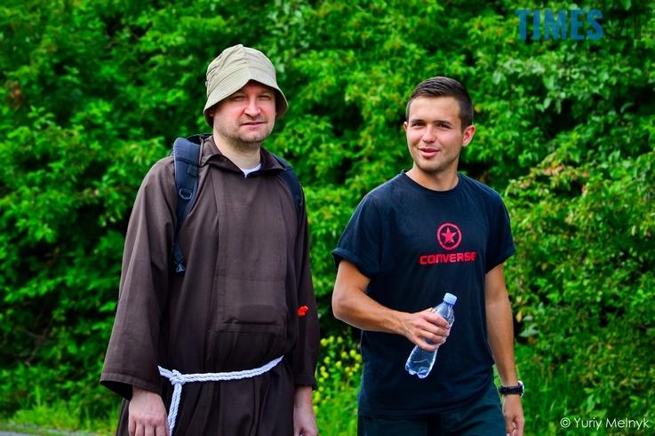 DSC 0679 Копировать - У Бердичів прибули близько 20 тисяч паломників