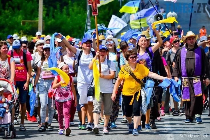 DSC 0740 Копировать - У Бердичів прибули близько 20 тисяч паломників