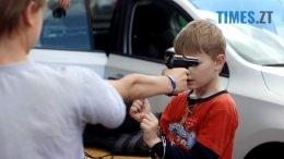 IMG 6792 260x146 - День патрульної поліції – чи сумнівний атракціон для дітей?