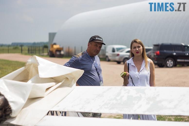 IMG 8846 edited - Клуб «Авіатик» хоче зробити Житомир столицею малої авіації України