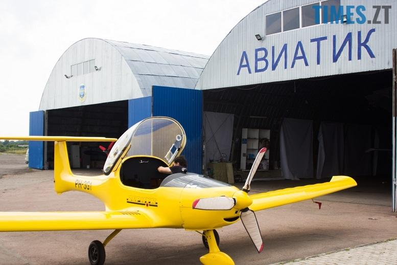 IMG 9067 edited - Клуб «Авіатик» хоче зробити Житомир столицею малої авіації України