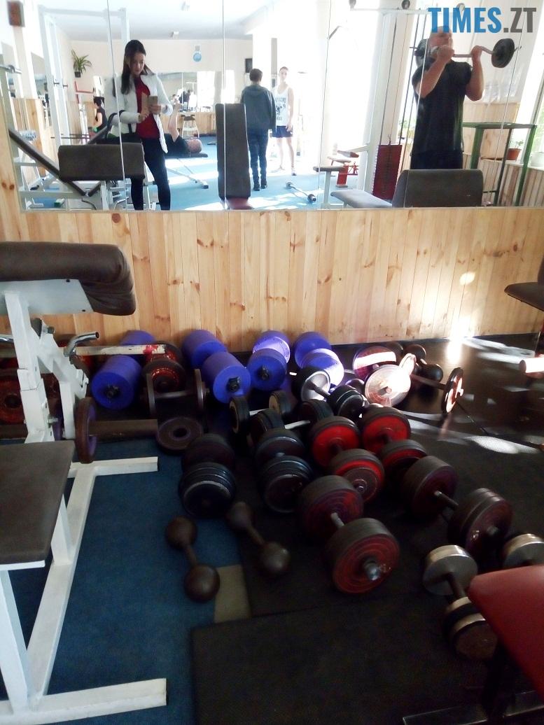 P70929 152635 - Катерина інспектує тренажерні зали Житомира-5: «Alex Club», «Fitness 2000», «Plaza», «Факел»