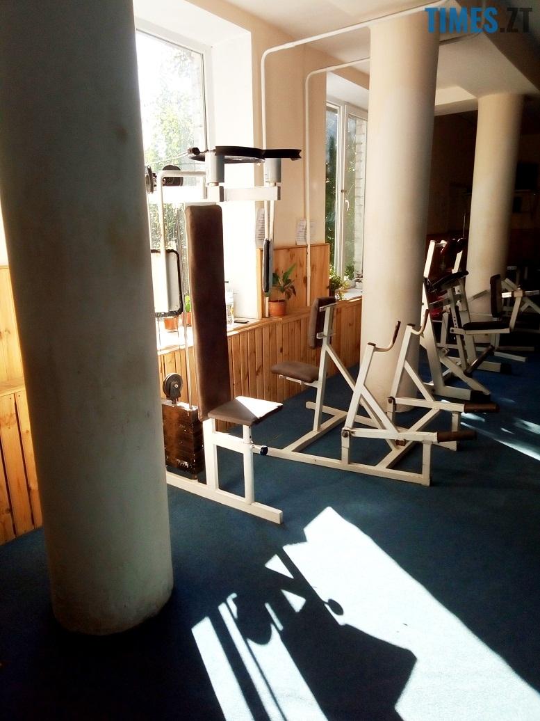 P70929 152647 - Катерина інспектує тренажерні зали Житомира-5: «Alex Club», «Fitness 2000», «Plaza», «Факел»