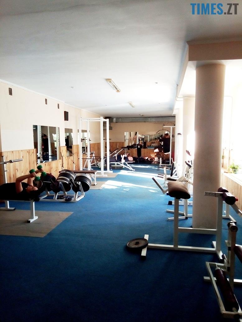 P70929 152703 - Катерина інспектує тренажерні зали Житомира-5: «Alex Club», «Fitness 2000», «Plaza», «Факел»
