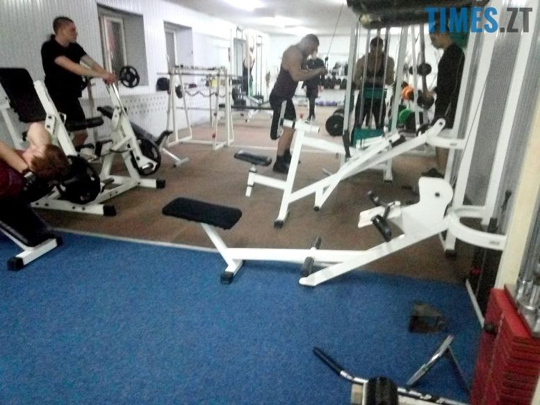 P80212 200932 - Катерина інспектує тренажерні зали Житомира-5: «Alex Club», «Fitness 2000», «Plaza», «Факел»