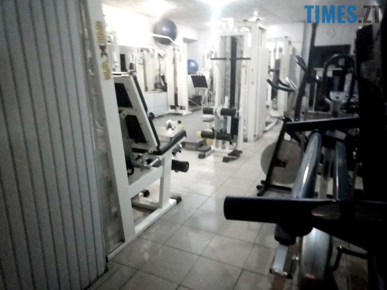P80212 200958 - Катерина інспектує тренажерні зали Житомира-5: «Alex Club», «Fitness 2000», «Plaza», «Факел»