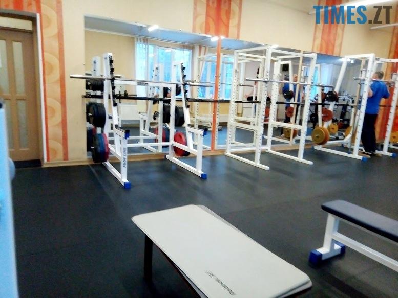 P80305 174436 - Катерина інспектує тренажерні зали Житомира-5: «Alex Club», «Fitness 2000», «Plaza», «Факел»