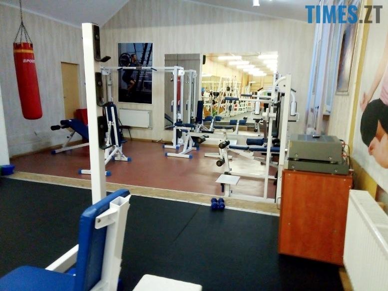 P80305 175627 - Катерина інспектує тренажерні зали Житомира-5: «Alex Club», «Fitness 2000», «Plaza», «Факел»
