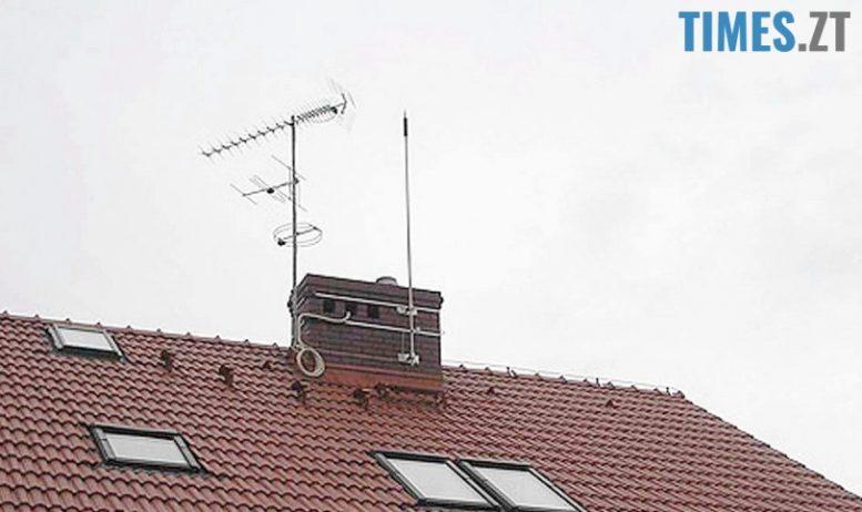 antena timeszt - Прощання з епохою старого телебачення. Житомирщина переходить на цифрове мовлення