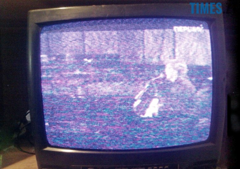 Ефір аналового ТБ - перший канал
