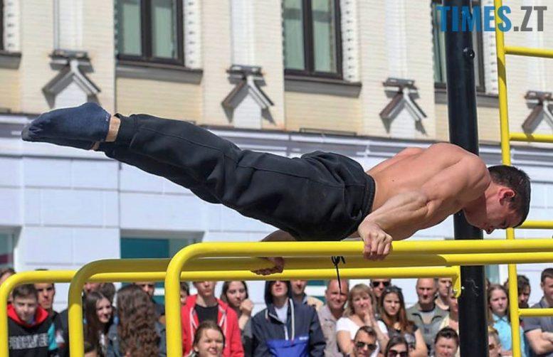 workout - Житомир охопила нова епідемія - спортивна лихоманка