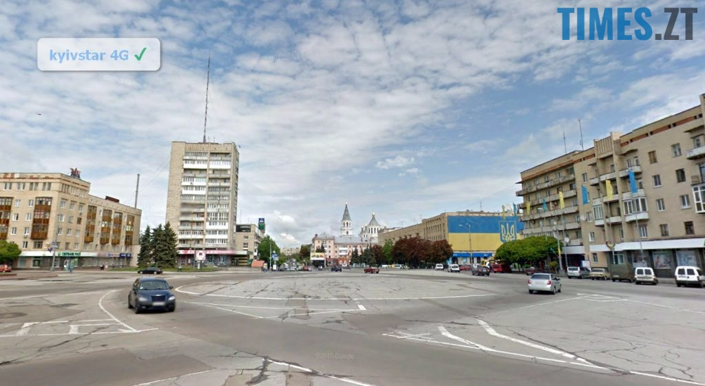 Місто Житомир - 4g звязок | TIMES.ZT