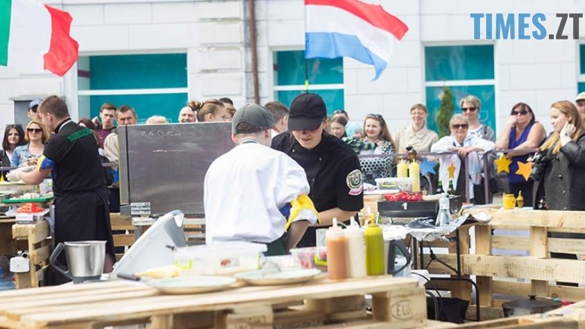 фуд - На Житомирщині триває перевірка якості «вуличної їжі»: 700 кг продуктів забракували