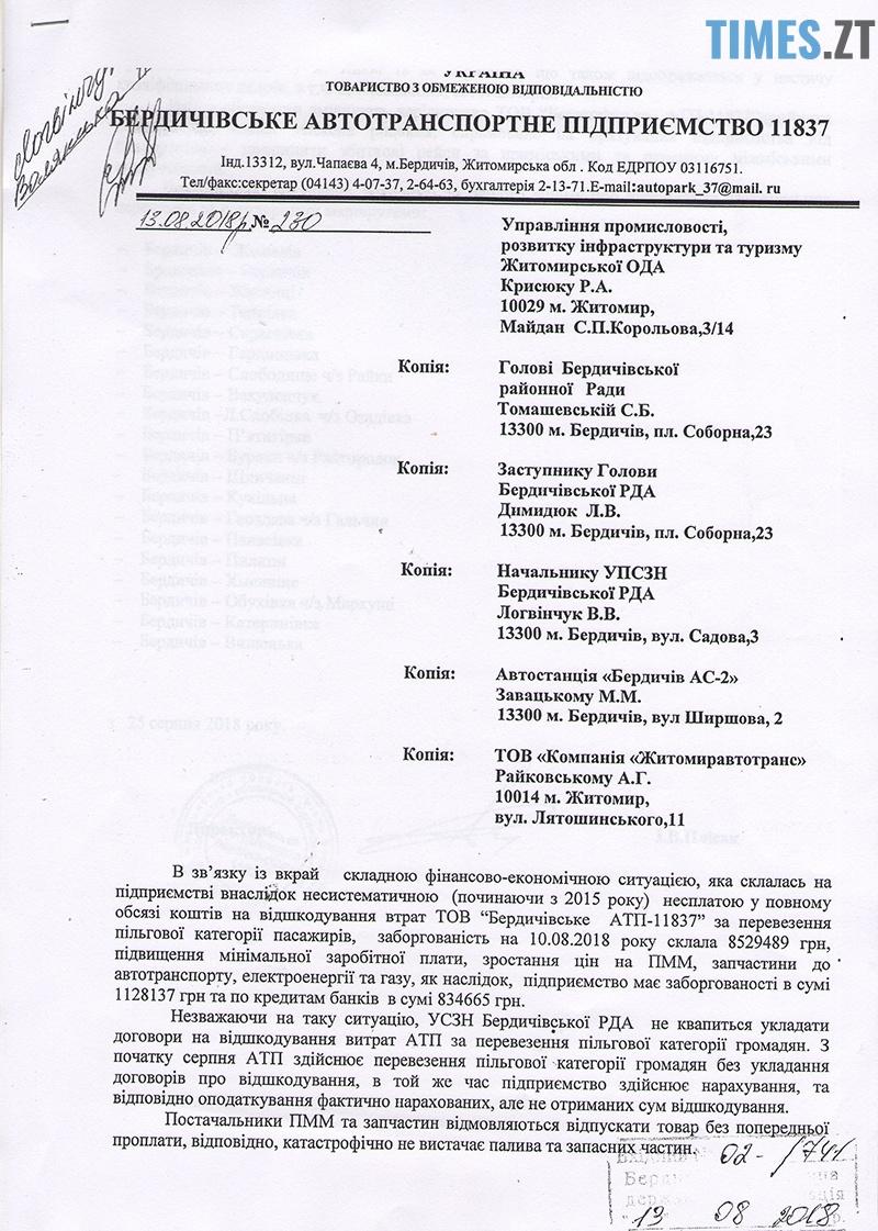 1 1 - Влада області розірве договір на перевезення з фірмою нардепа
