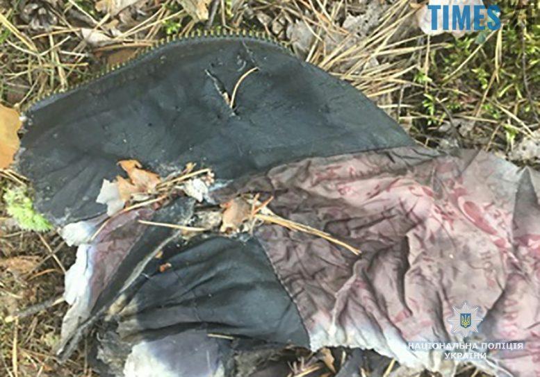 1rozshuk - Поблизу Коростишева знайшли обгоріле тіло невідомого чоловіка (ФОТО)