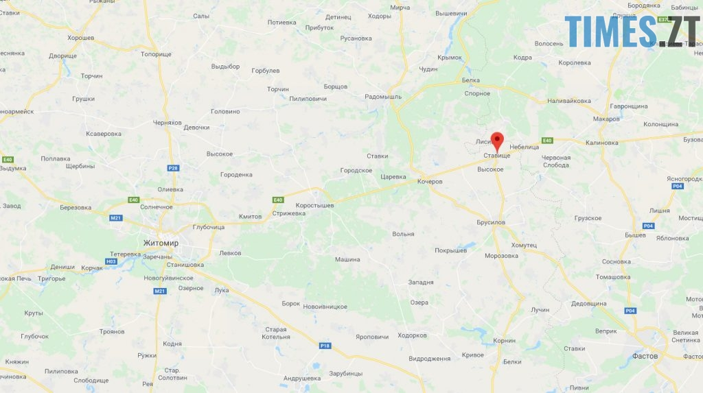2018 08 15 121938 1024x573 - На Житомирській трасі фура протаранила два авто і загорілася: загинули дві людини (ФОТО)