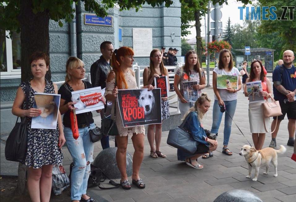 2018 08 22 121731 - Житомир знову долучиться до маршу за права тварин