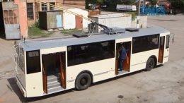38689497 259845741325166 7976720773752553472 n 1 260x146 - До кінця року за 2 мільйони працівники ТТУ проведуть реконструкцію ще одного тролейбуса
