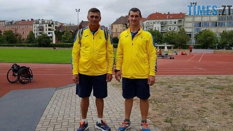 40096840 310185976404970 265708366515404800 n - Житомирський паралімпієць став срібним призером на Чемпіонаті Європи