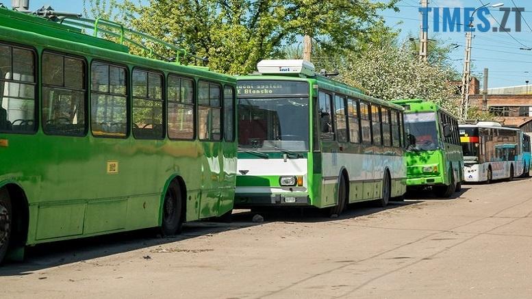 44328758 - Через капремонт на вулиці Покровській тимчасово зупинять рух тролейбусів